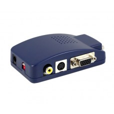 VGA => RCA Video  конвертер