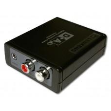 Аудио ЦАП S/PDIF=>RCA аудио