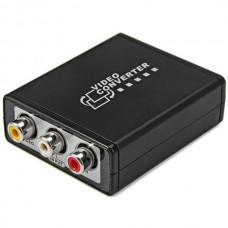 RCA (Video,Audio) => HDMI мини конвертер