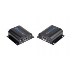 "Комплект для передачи HDMI по ""витой паре""  на 60м"