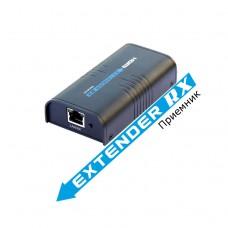 Дополнительный приемник комплекта  для передачи HDMI по Ethernet