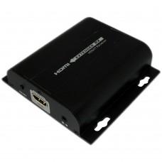 Дополнительный приемник комплекта  для передачи HDMI по Ethernet с HDBit