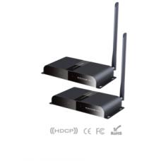 Комплект для беспроводной передачи HDMI сигнала до 200 м с обратным IR каналом