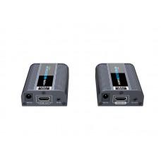 "Комплект для передачи HDMI 2.0 по ""витой паре""  на 60м"